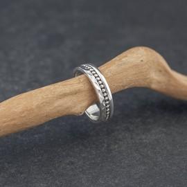 Srebrny pierścionek (rozm.13)