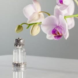 Srebrna perfumerka z kamieniem księżycowym